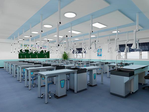 实芯理化板化学实验台