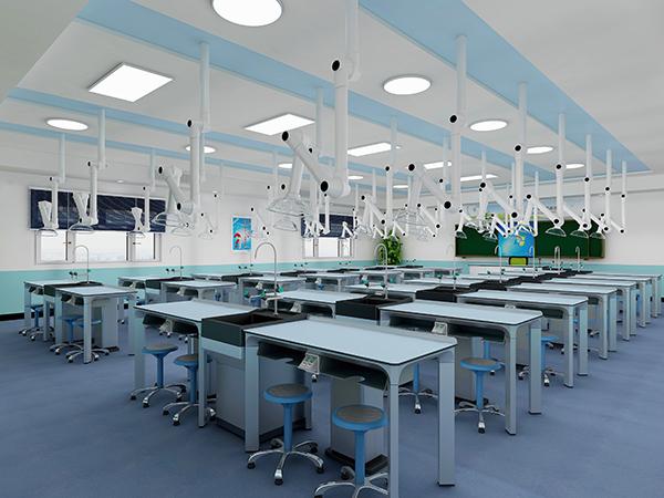 上排风化学实验室