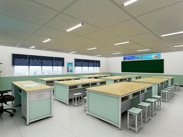 高中通用技术教室