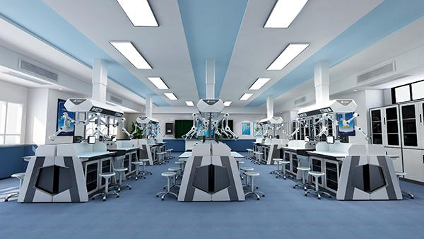 智能实验室